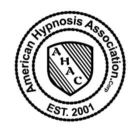 (AHAC)美国催眠协会在中国发展