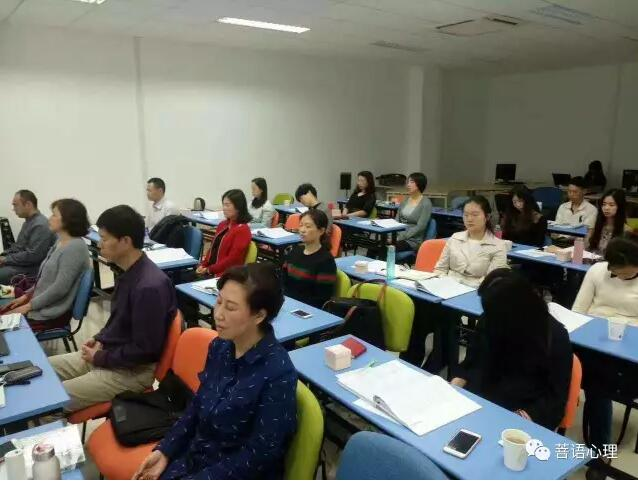 """河海大学""""菩语催眠研修班""""圆满结束"""