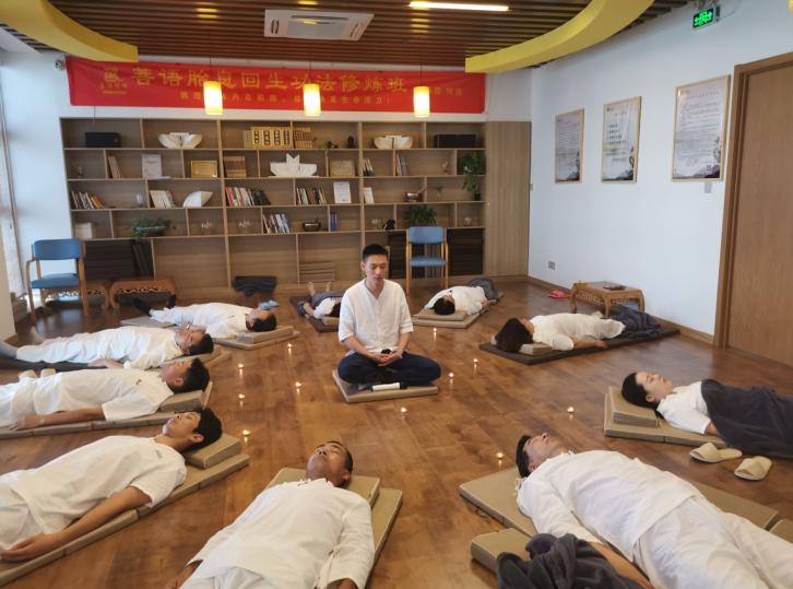 菩语胎息回生功·传承于道家千年养生之法 10月国庆节开班